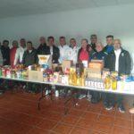 ALBACETE Triangular Campaña Navidad Banco Alimentos