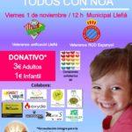 RCD Espanol con NOA Cartel