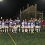 Fútbol Mixto VALLADOLID Contra Violencia Genero