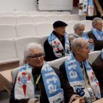 VISITA Estadio de Balaidos Taller Reminiscencia DomusVi Vigo