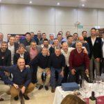 Veteranos GRANADA CF Comida Navidad 2019