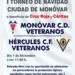 HERCULES encuentro solidario Monover Torneo Navidad