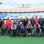 Taller reminiscencia VISITA Camp Nou