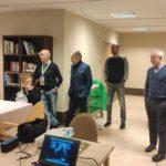 Visita Rodilla Taller Reminiscencia Domusvi Vigo