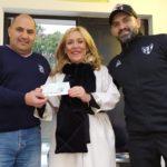 FUENGIROLA Benefico Navidad Caritas en Torremolinos DONACION