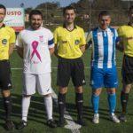 DEPORTIVO CORUNA Contra el Cancer en Ponteceso