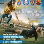 RCD_ESPANOL Barça Cuadrangular Taradell FEB 2020 CARTEL