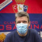 VETERANOS OSASUNA Juan Carlos Unzue