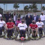 """premio 'Pasa la Bola"""" en la II Edición de los Premios al Deporte Inclusivo"""