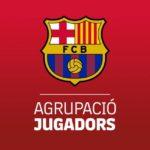 Escudo Agrupación de Jugadores del FC Barcelona