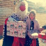 Veteranos Cartagena FC ningún niño sin su regalo de Reyes