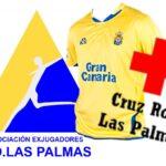 Asociacion Las Palmas dona equipacion