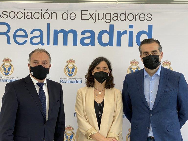 Veteranos REAL MADRID Golf Solidario