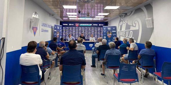 Asociación Exjugadores Levante UD
