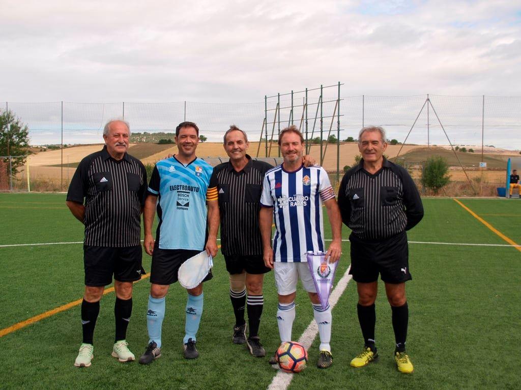 Veteranos Real Valladolid Juan Carlos Rodriguez