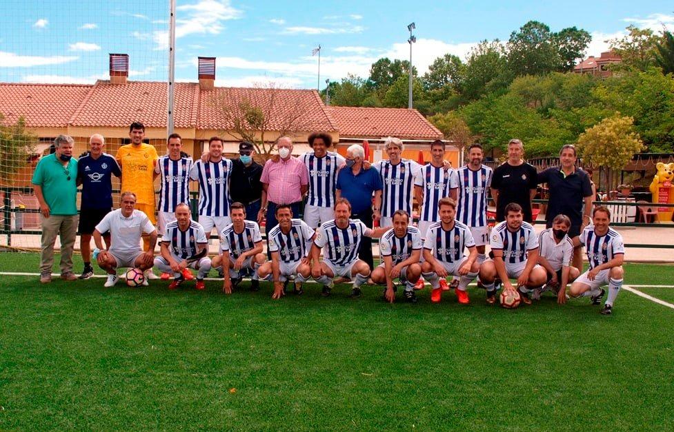 Veteranos Real Valladolid Equipo