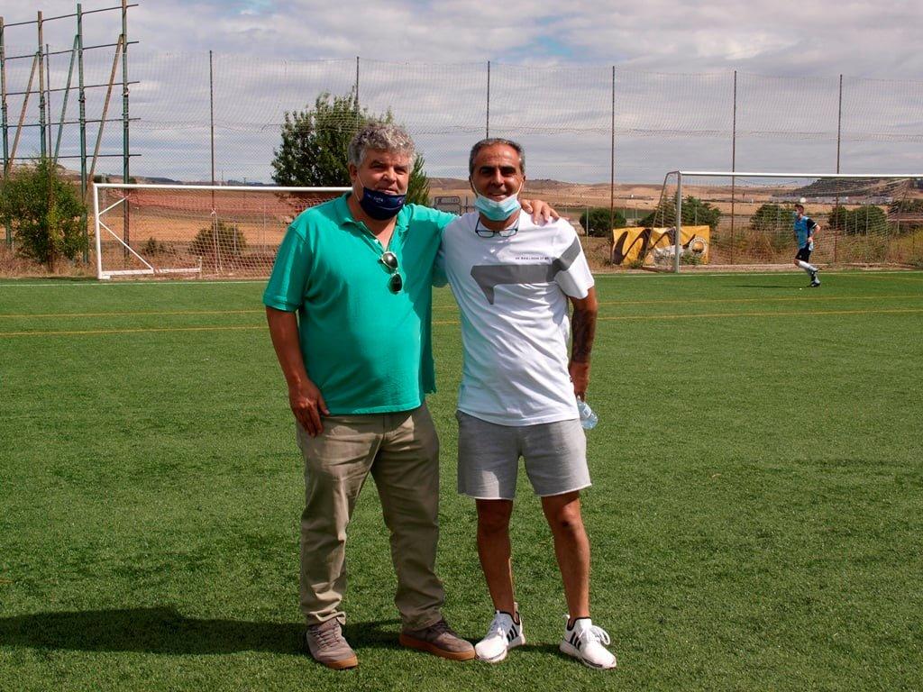 Veteranos Real Valladolid Onesimo