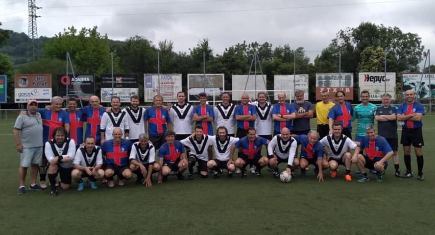 Asociacion Veteranos Real Union Irun Club San Agustín de Madrid