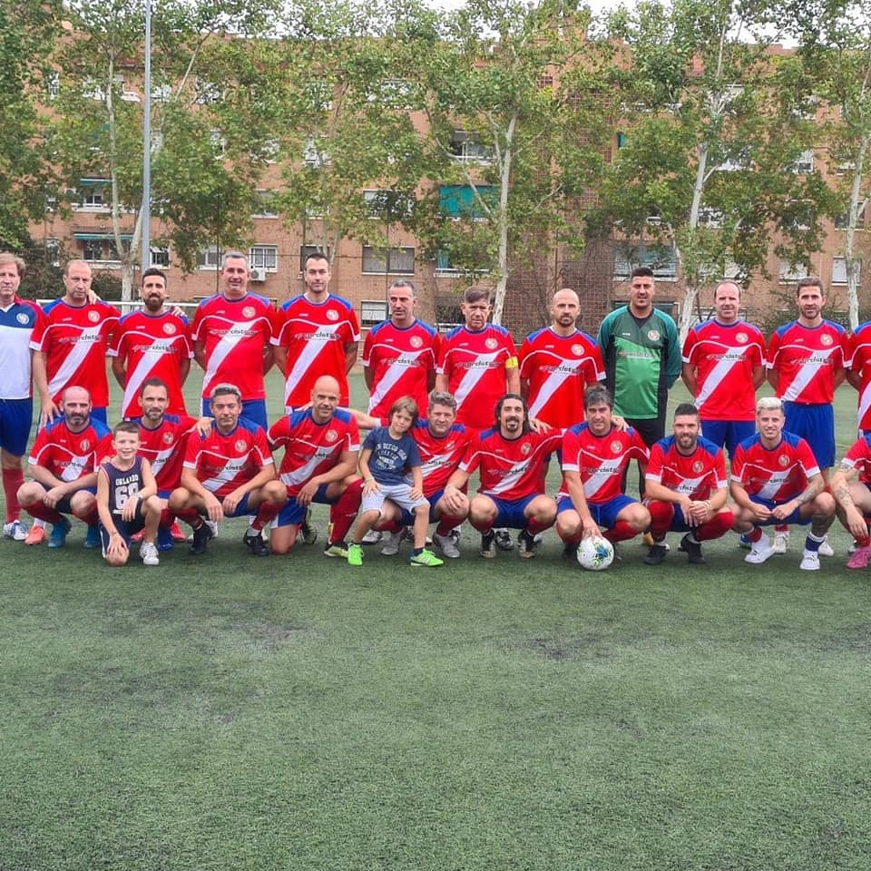 mundo sin ELA Veteranos Girona FC Lloreda