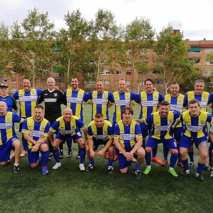 mundo sin ELA Veteranos Girona FC Palamos
