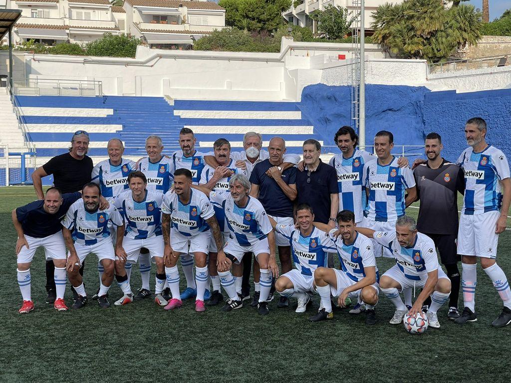 Agrupación Veteranos del RCD Espanyol Fernando Molinos