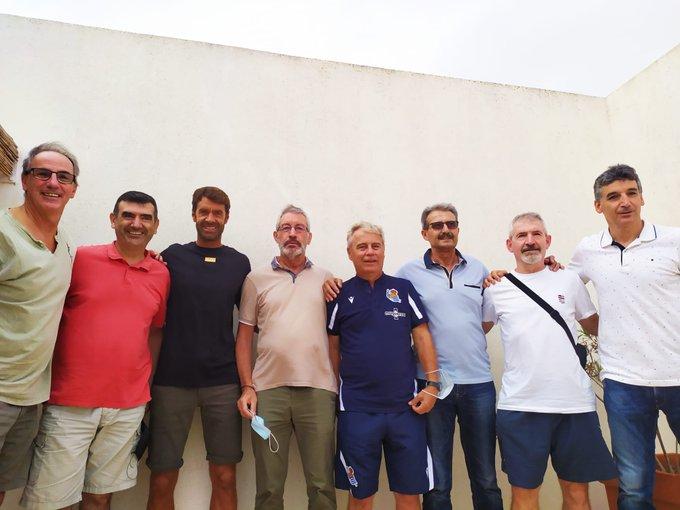 Veteranos Real Sociedad Formentera