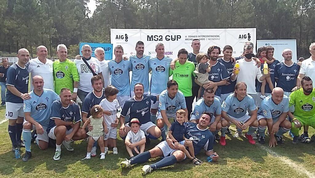 Celta Integra torneo MS2cup Mondariz A Lagoa