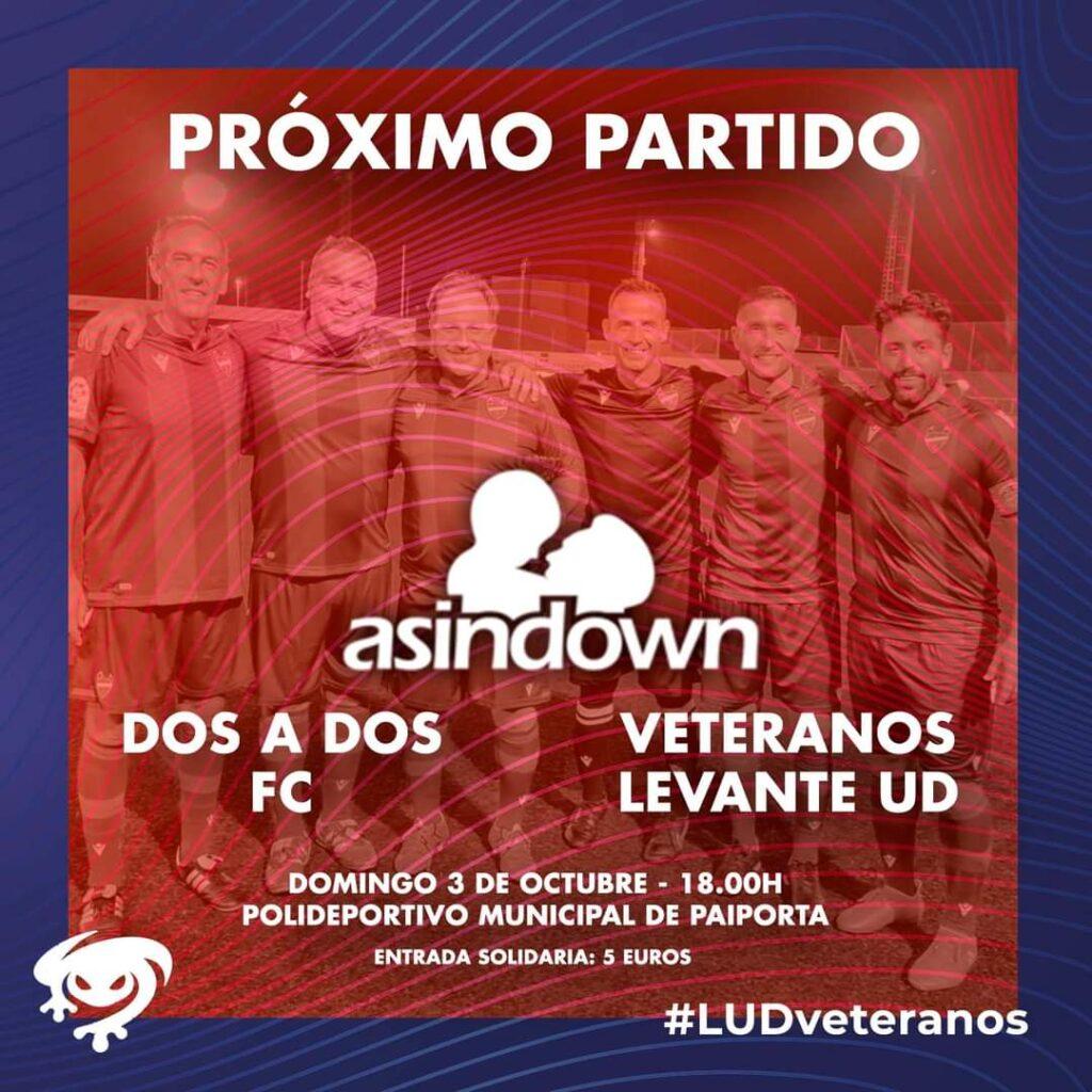 LEVANTE UD Veteranos ASINDOWN
