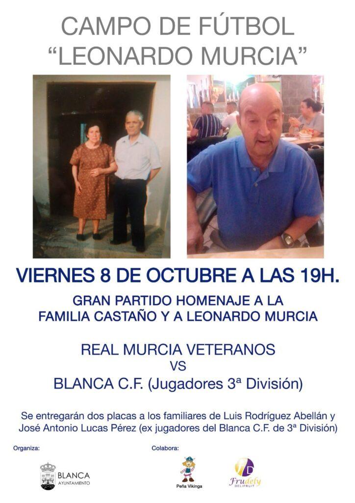 Localidad Blanca - Veteranos Real Murcia